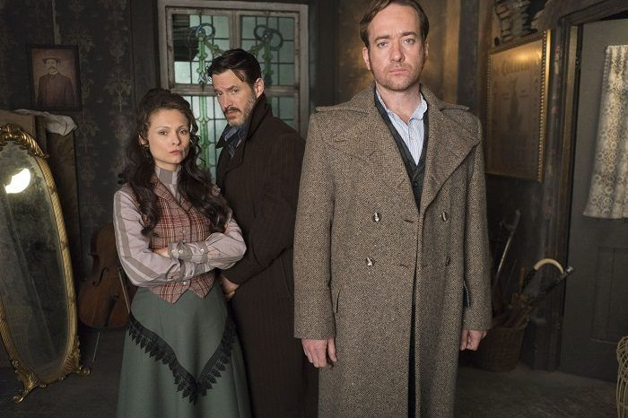 Ripper Street Season 5 will premiere this October