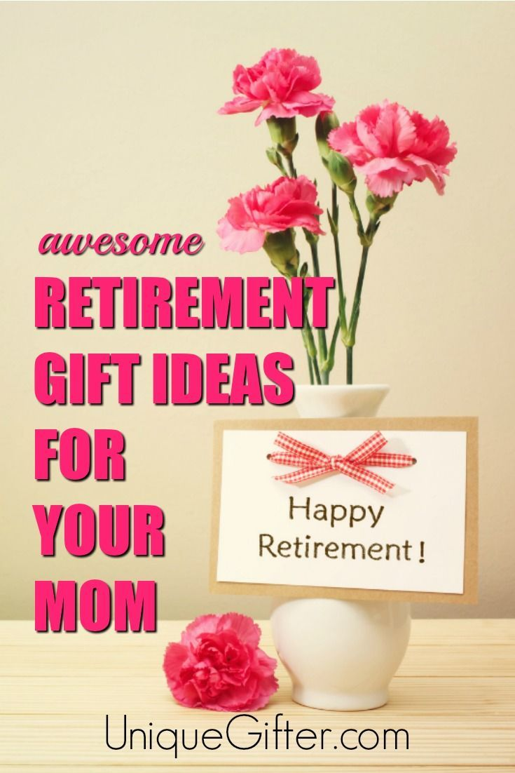 what's a good retirement gift for a woman