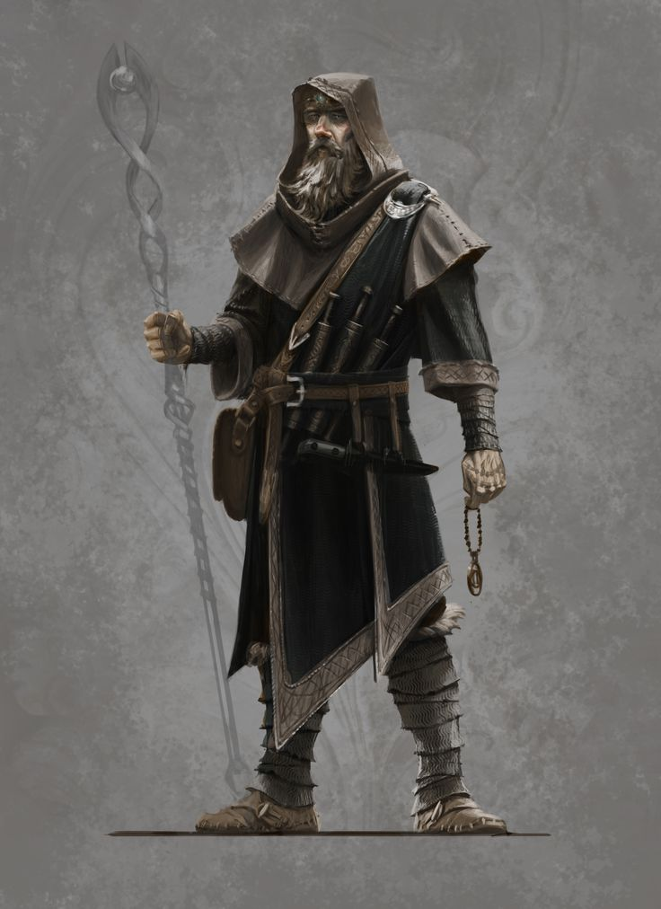 Skyrim Character Design Ideas : Skyrim nord mage concept art medieval pinterest
