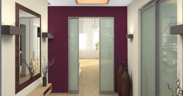 Kolory ścian do małego przedpokoju | Małe mieszkanie