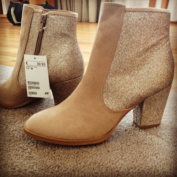 Ces boots H sont trop belles!