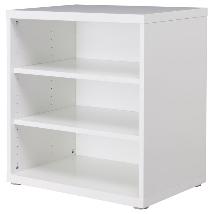 BESTÅ Shelf unit/height extension unit white IKEA