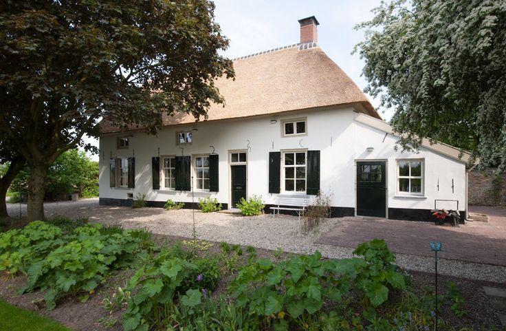 17 beste afbeeldingen over huis op pinterest moderne boerderijen ramen en boeren - Moderne keuken in het oude huis ...