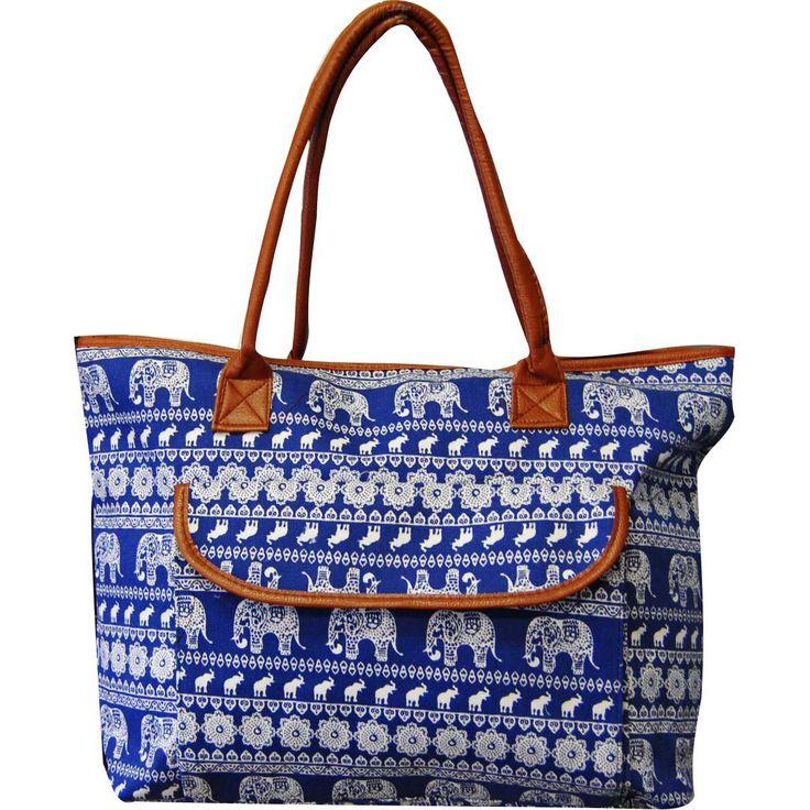 Beach Bag HB533G Blue