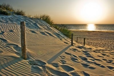 Beach Ouddorp (Goeree-Overflakkee, the Netherlands)