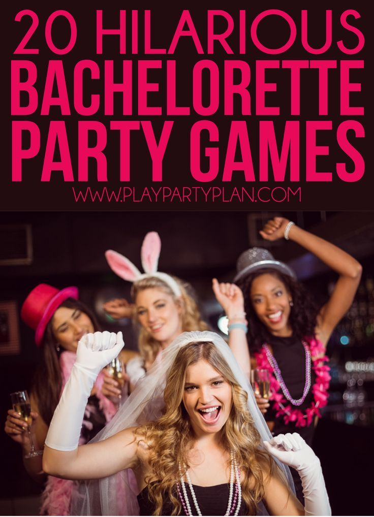 20 hilarious bachelorette party games for a classy affair