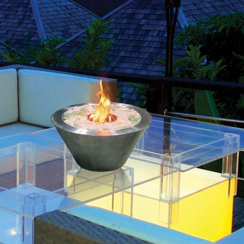 Found it at Wayfair - Anywhere Fireplaces Glass Gel Tabletop Fireplace - 25+ Best Ideas About Tabletop Fireplaces On Pinterest Firepit