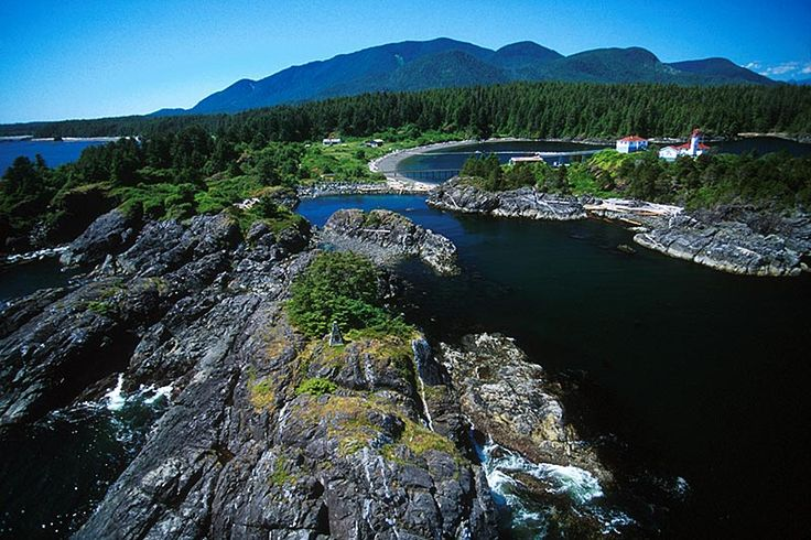 Yuquot, or Friendly Cove, is a small settlement of around 25 people, located on Nootka Island in Nootka Sound, just west of Vancouver Island, British Columbia