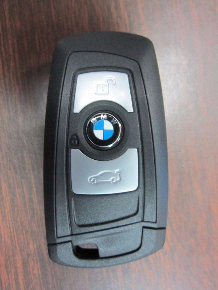 2006-2012 BMW 1 3 5 6 SERIES X5 X6 Z4 KEYLESS ENTRY SMART KEY FOB A1 #BMW