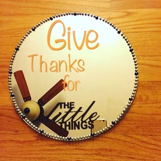 Give Thanks for the Little Things — Gab with Gaby