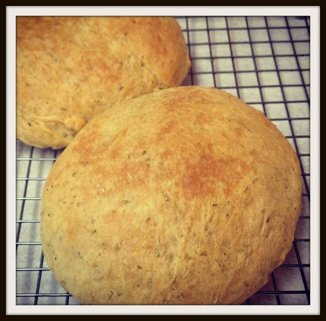 homemade rosemary bread by anotherlunch.com, via Flickr