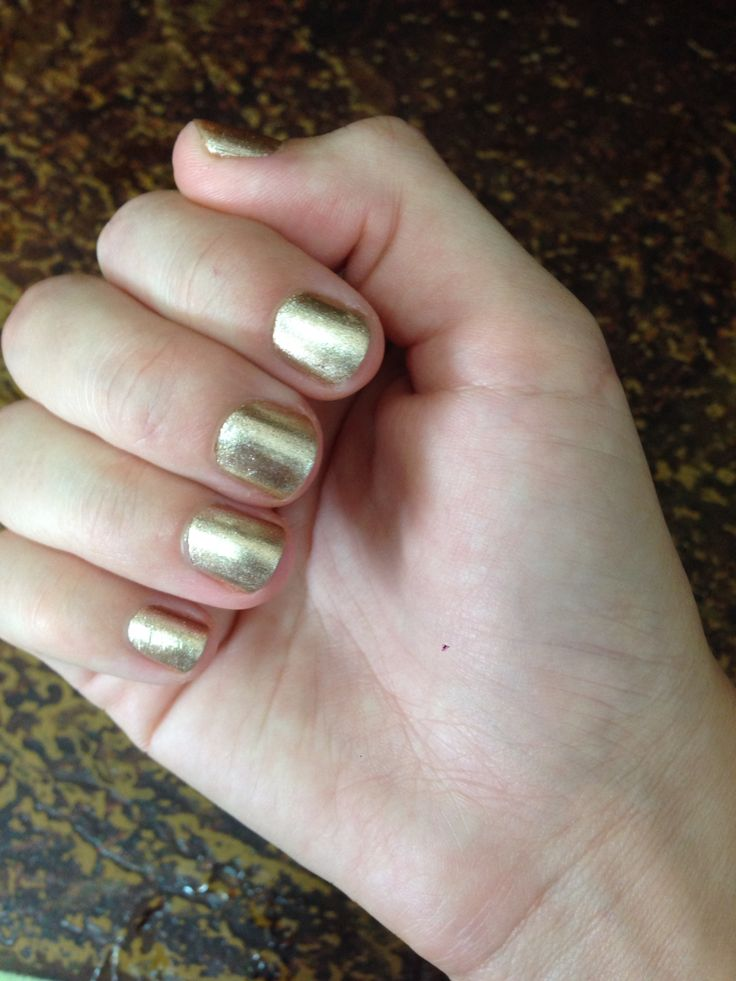 Sally Hansen 'Golden-I'