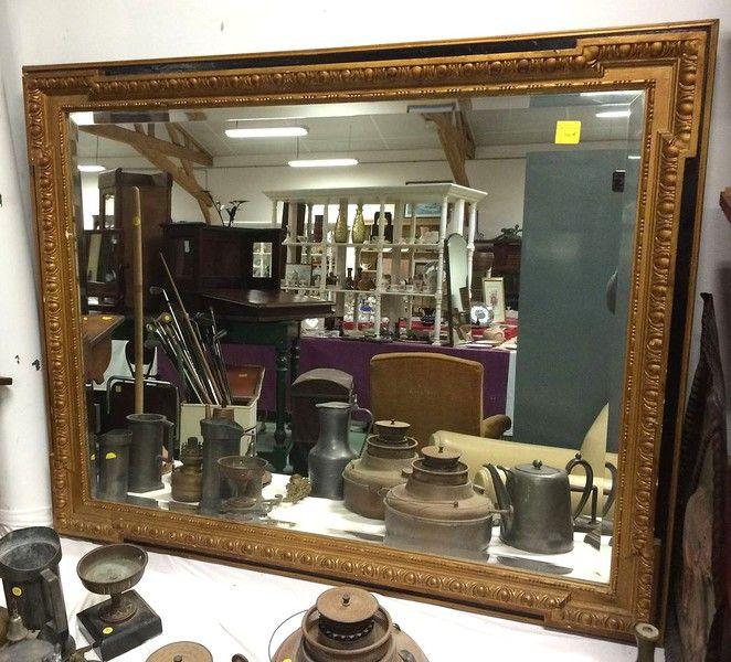 Au Vieux Chaudron Antiquités Brocante, 22 Côtes d'Armor, Paimpol, Saint Brieuc, Lanvollon - Miroirs