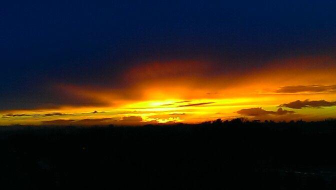 I do like sunsets.