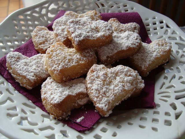 La buona cucina di Katty: Biscotti al limoncello