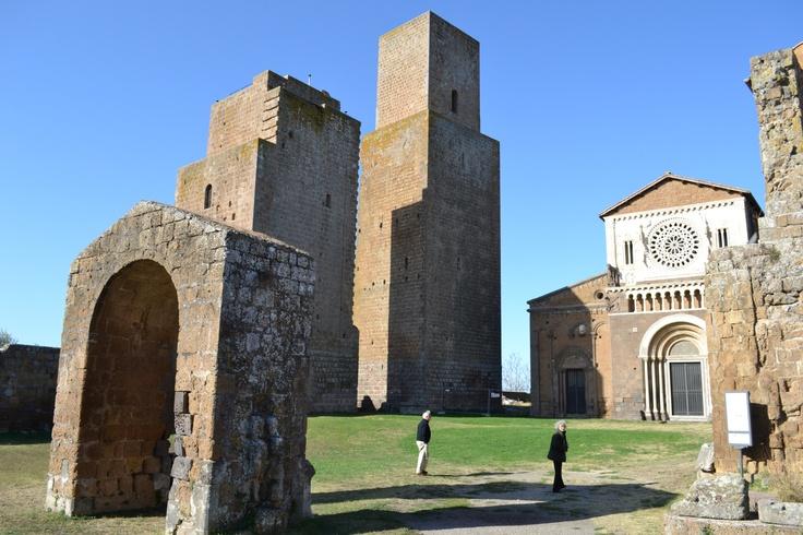 San Pietro, Tuscania, Italy