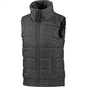Womens Adidas Clothing - Rebel Sport - adidas Womens Essentials Padded Vest