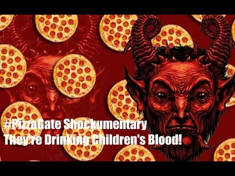 #PizzaGate Shockumentary – They're Drinking Children's Blood! | SocialMediaMorning.com