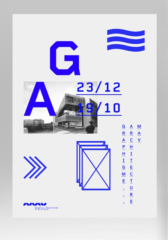 Graphisme ... Architecture - Matthieu Salvaggio - Art Direction & Graphic Design