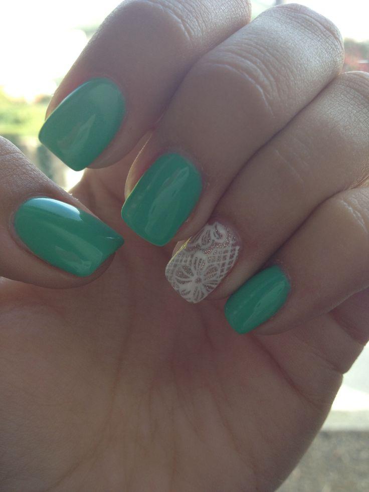Unhas Verdes :)