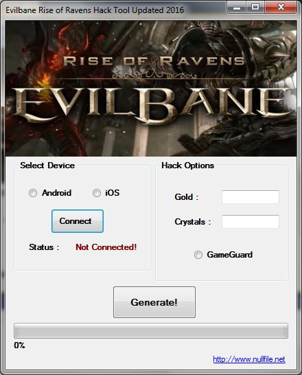 Here is what you searched - Evilbane Rise of Ravens Hack Crystals. The 2017 version of Evilbane Rise of Ravens Hack Crystals finally working.