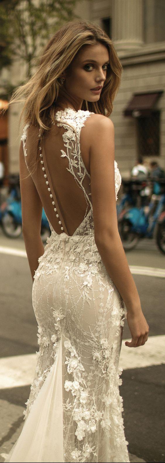 Featured Wedding Dress: Berta; www.berta.com