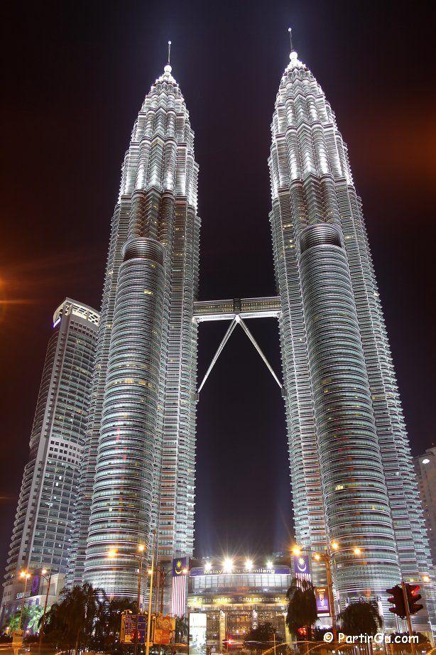 Tours jumelles Petronas - Malaisie