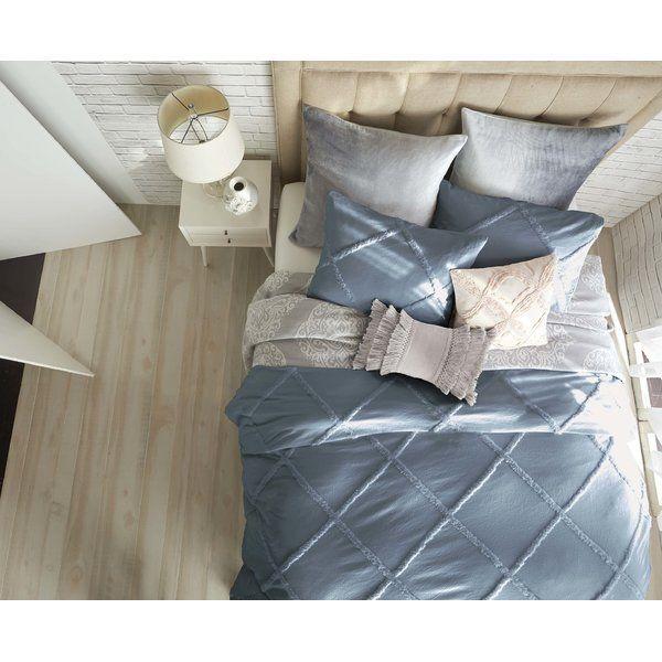 Ackerman Chenille Lattice Single Duvet Cover Luxury Bedding Sets Best Duvet Covers Luxury Bedding