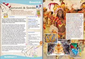 Projecten voor basisscholen Brazilië M.I. Muziekkaart 2 daanebbers.yurls.net