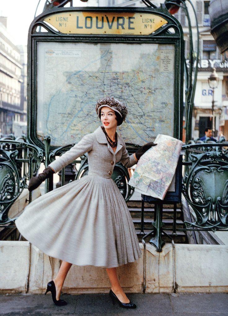 4405 best vintage fashion images on pinterest fashion for Paris libre