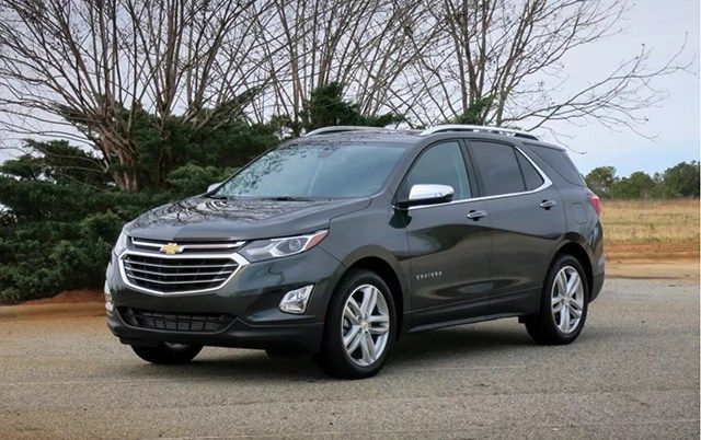 2019 Chevy Equinox Colors And Premier Chevy Equinox Chevrolet Equinox Equinox