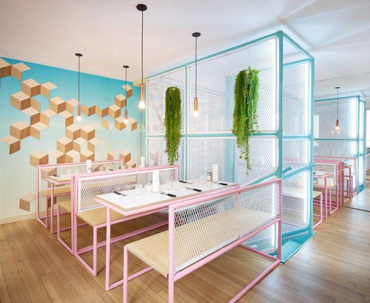 Miami In Paris CUT Architectures Design PNYs New Marais Outpost
