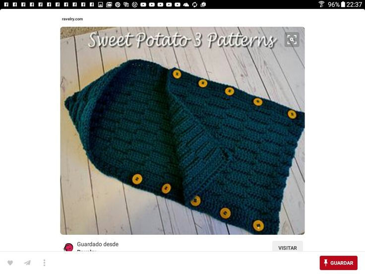 69 best capullos bebe images on Pinterest | Saco de dormir ...
