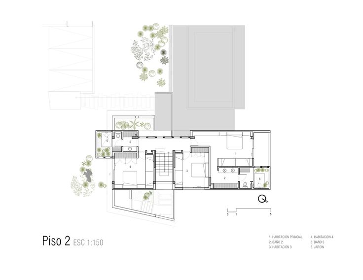 Piedemonte casa 16 de la carrera cavanzo carrera for Materias de la carrera arquitectura