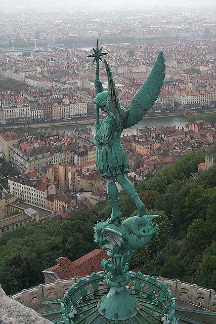 Basilique Notre Dame de Fourviere Lyon France | Flickr - Photo Sharing!