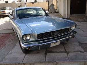 """""""The Beauty"""" - 1966 Mustang Coupe"""