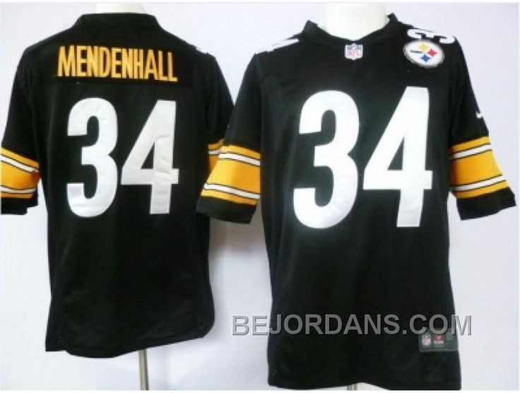 http://www.bejordans.com/free-shipping-60-off-nike-pittsburgh-steelers-34-mendenhall-black-game-jerseys.html FREE SHIPPING ! 60% OFF! NIKE PITTSBURGH STEELERS #34 MENDENHALL BLACK GAME JERSEYS Only $20.00 , Free Shipping!
