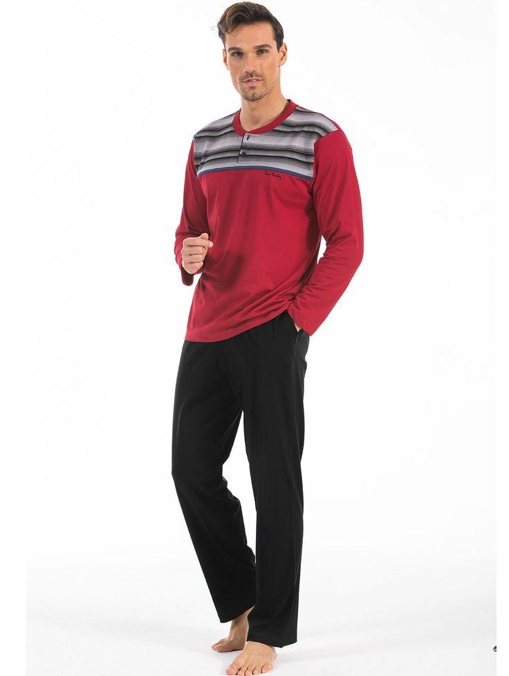 Pierre Cardin 5403 Erkek Pijama Takım   Mark-ha.com  #markhacom #hediye #pierrecardin #erkekmodası #pijama #stylish #fashion #newseason #yenisezon #trend #moda