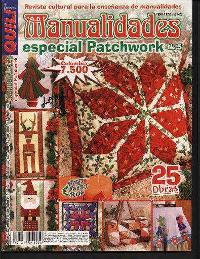 MANUALIDADES ESPECIAL PATCHWORK Nº 5 - nuchita2010 - Webové albumy programu Picasa