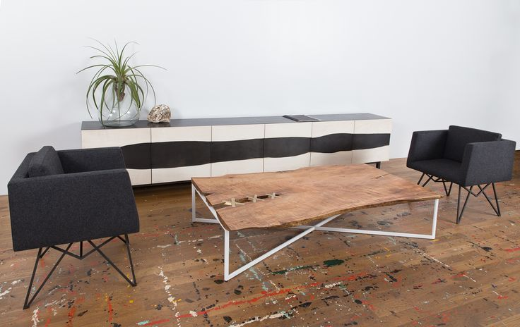UHURU TriBeCa Showroom - Stitch Table