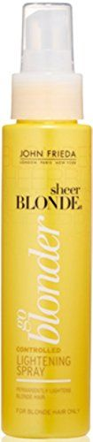 John Frieda Sheer Blonde Go Blonder Controlled Lightening Spray 3.50 oz (Pack of 10) -- To view further for this item, visit the image link.