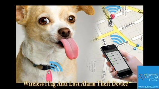 Deals in Dubai | Electronics Deals in Dubai Wireless iTag Anti Lost Alarm Theft Device For Bluetooth 4.0