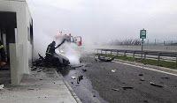 ΝΕΑ ΣΤΟΙΧΕΙΑ: Καρέ καρέ το τραγικό δυστύχημα στην Αθηνών  Λαμίας  Οι πρώτες εκτιμήσεις της τροχαίας (Βίντεο)