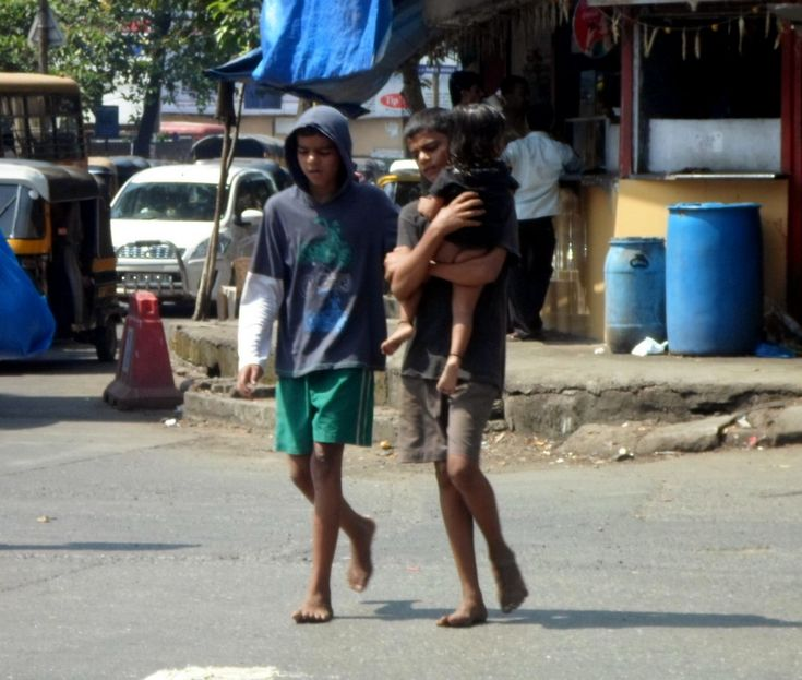 Siblings on the Streets