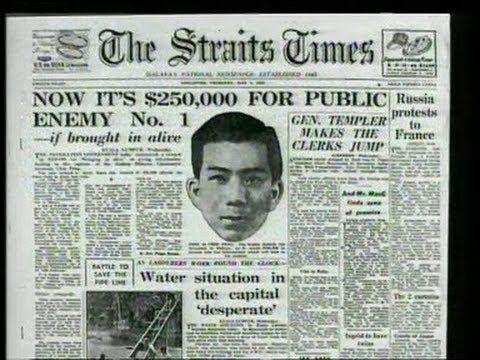 Malaya - the Undeclared War (Malayan Emergency) - YouTube