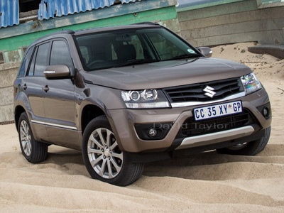 The Suzuki Grand Vitara 2.4 Summit reviewed