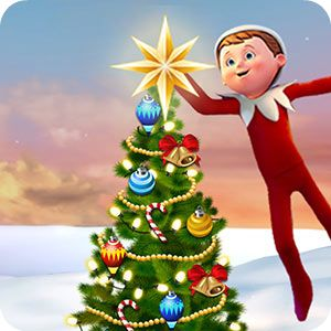 19 best images about nook apps 4 kids on pinterest elf - Christmas elf on the shelf wallpaper ...