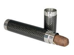 Excalibur Carbon Fiber Cigar Tube