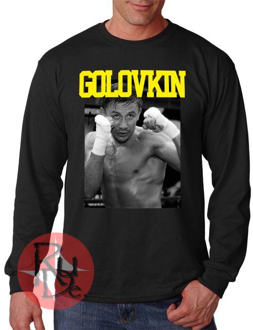 GGG GOLOVKIN Gennady Gennadyevich Golovkin Boxing