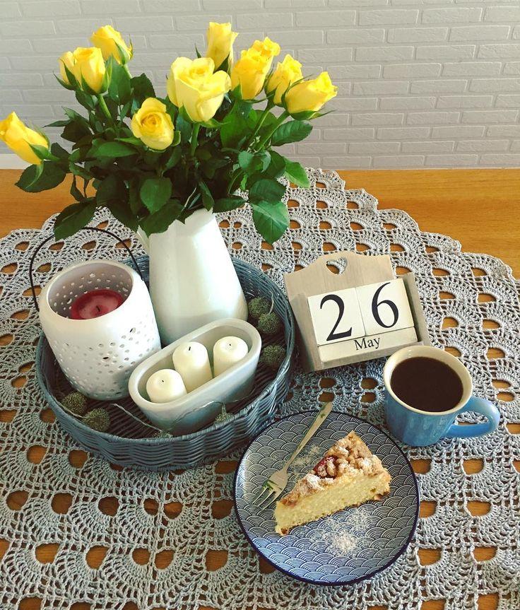 Wszystkie MATKI świata łączcie się dziś przy porannej kawie ☕️���������� bo przecież każda MATKA zasługuje na chwilę świetego spokoju �������� Najlepszego Kochane Mamusie ❤️ #dzienmatki #dzienmamy #dzieńmatki #dzieńmamy #kochamy #we #love #mother #mothersday #najlepszego #allthebest #polishwoman #coffee #coffeetime #coffeelover #morningcoffee #flowers #flowerslovers #instamoment #instaphoto #instaflower #instacoffee #handmade #piątek #weekendu #początek…